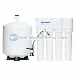 Hydrotech 4VTFC09G Reverse Osmosis System RO # 1240200-00