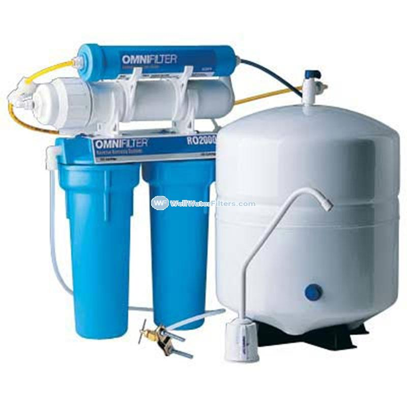 OMNIFILTER RO2000 Water Filters